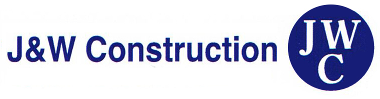 J&W Construction Logo